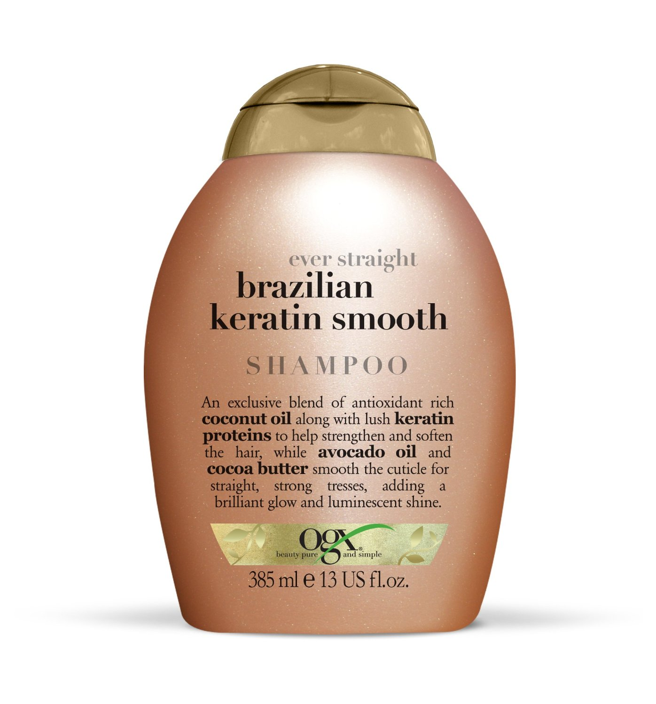 hårprodukter med keratin